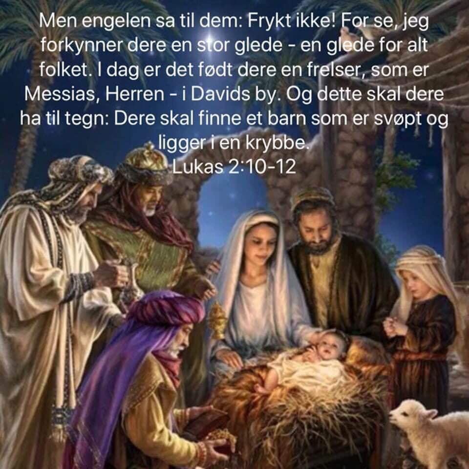 God Jul og Godt Nuttår!